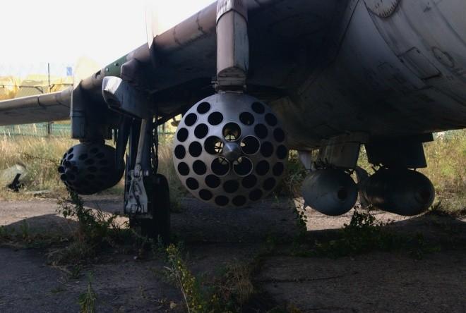 Nấm mồ hoang phế của các máy bay Nga giữa thủ đô Moscow - ảnh 7