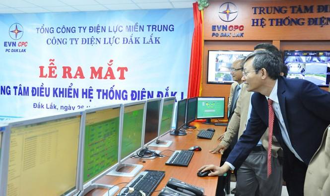 Điện lực Đắk Lắk đón nhận Huân chương LĐ hạng Nhất - ảnh 2