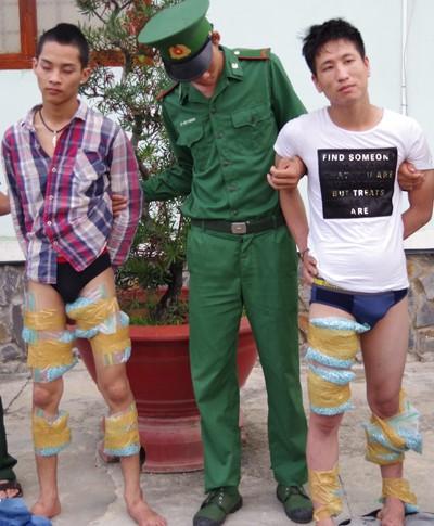 21 kg thuốc lắc từ Campuchia về Việt Nam - ảnh 1