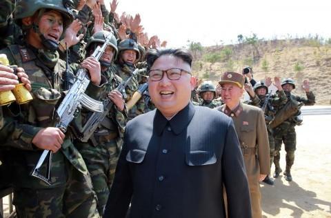 'Quả đấm thép' 200.000 đặc nhiệm của Triều Tiên - ảnh 1