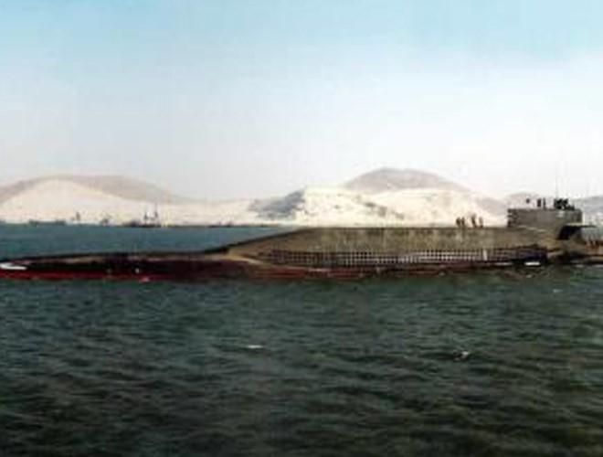 Lộ điểm yếu chí tử của tàu ngầm hạt nhân Trung Quốc - ảnh 11