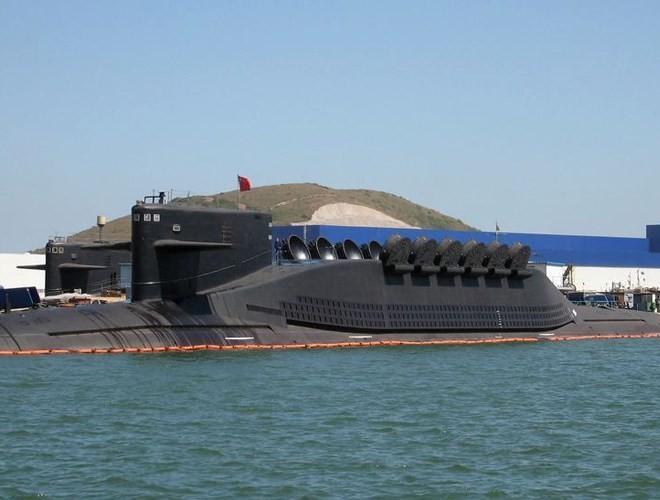 Lộ điểm yếu chí tử của tàu ngầm hạt nhân Trung Quốc - ảnh 2