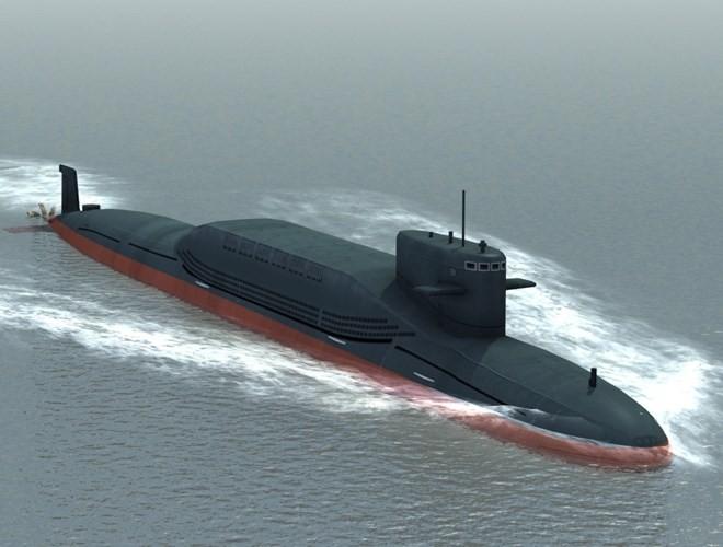 Lộ điểm yếu chí tử của tàu ngầm hạt nhân Trung Quốc - ảnh 6