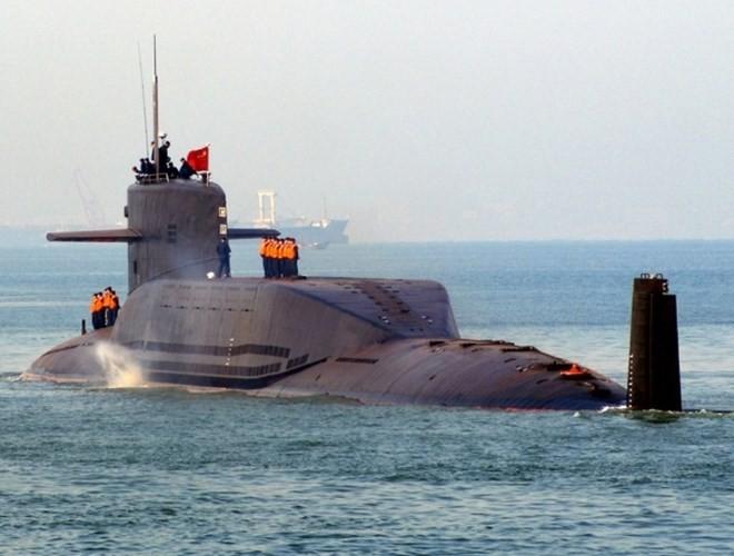 Lộ điểm yếu chí tử của tàu ngầm hạt nhân Trung Quốc - ảnh 8
