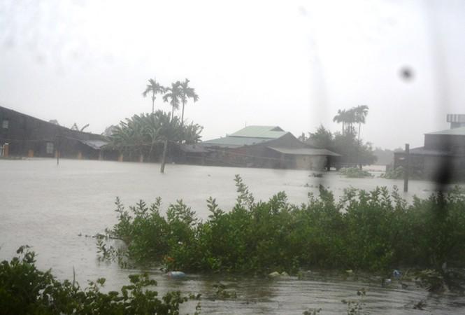 ngập lụt - ảnh 1