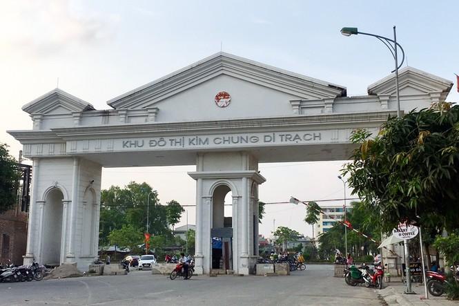 'Đắp chiếu' cả thập kỷ KĐT Kim Chung-Di Trạch lại nâng quy hoạch - ảnh 1