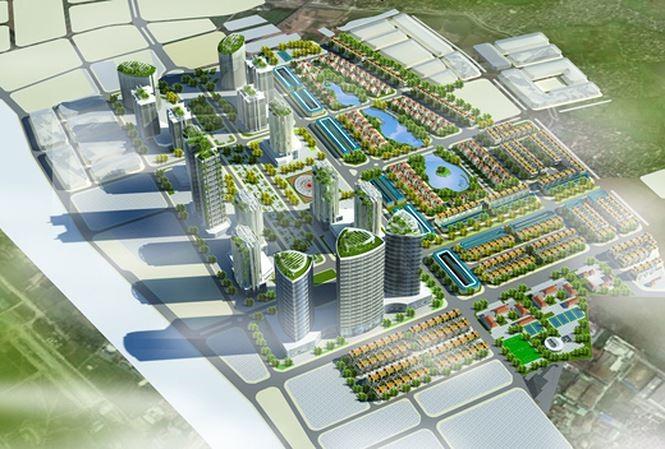 Chưa lên quận, hàng loạt 'siêu đô thị' ở Hoài Đức đua nhau điều chỉnh - ảnh 4