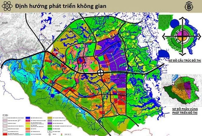 Hà Nội 'xin' thêm thời gian quy hoạch 'siêu' đô thị chứa 60 vạn dân - ảnh 1