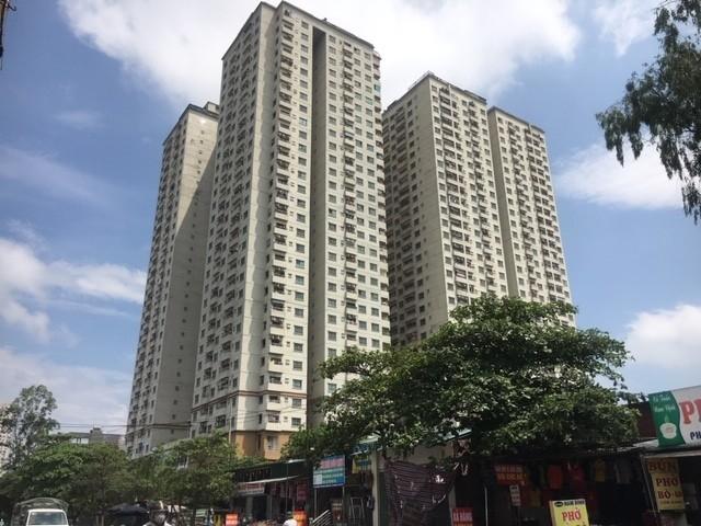 'Nóng' vụ thu hồi sổ đỏ chung cư Hà Nội, lộ loạt sai phạm dự án Diamond Park - ảnh 1