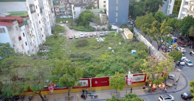 'Nóng' vụ thu hồi sổ đỏ chung cư Hà Nội, lộ loạt sai phạm dự án Diamond Park - ảnh 2