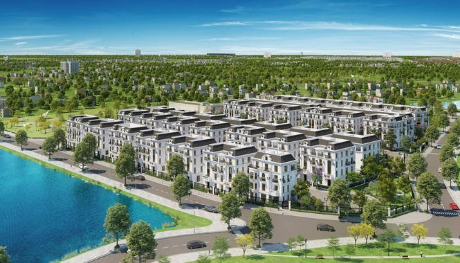 Vì sao các dự án của MIKGroup tại Hà Nội hút khách? - ảnh 1