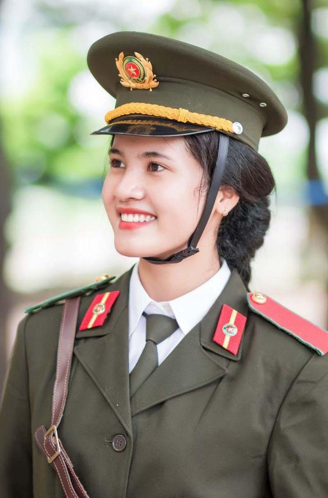 Hoa khôi Đại học An ninh hãnh diện vì vẻ đẹp đặc trưng của người Khmer - ảnh 2