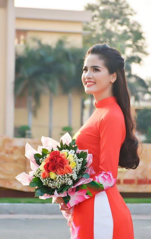 Hoa khôi Đại học An ninh hãnh diện vì vẻ đẹp đặc trưng của người Khmer - ảnh 5
