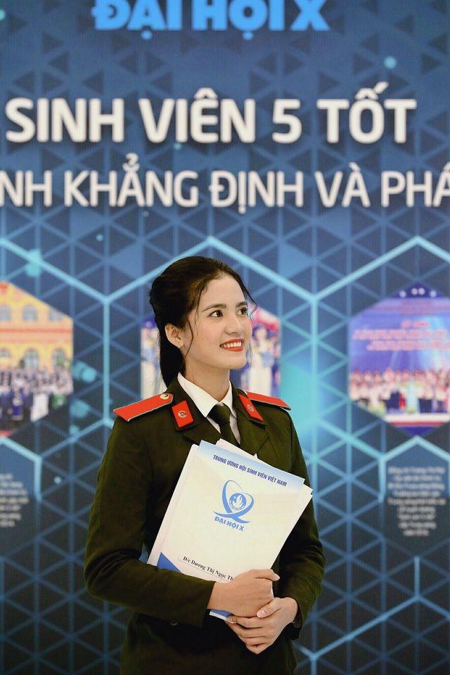 Hoa khôi Đại học An ninh hãnh diện vì vẻ đẹp đặc trưng của người Khmer - ảnh 1