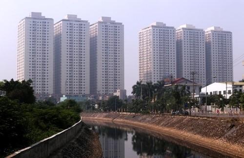 Hà Nội đối thoại với cư dân mua nhà của 'đại gia điếu cày' - ảnh 1