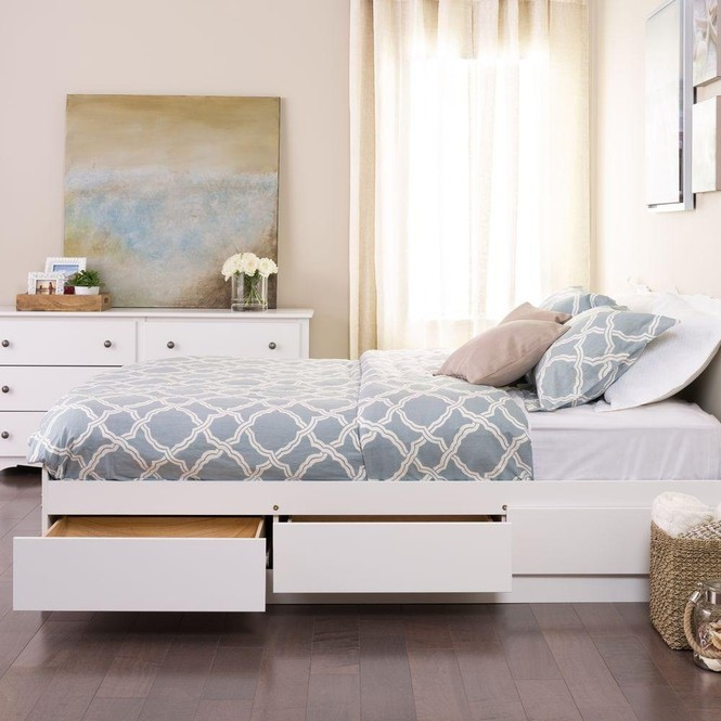 Những kiểu giường đột phá về thiết kế và sự tiện dụng cho phòng ngủ tý hon - ảnh 3