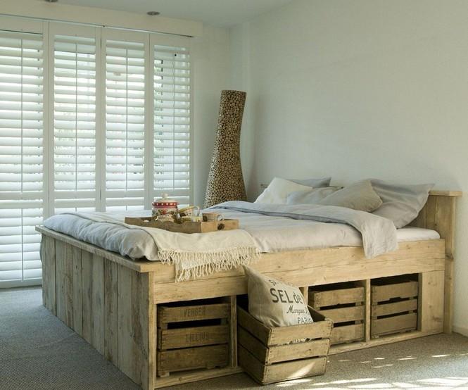 Những kiểu giường đột phá về thiết kế và sự tiện dụng cho phòng ngủ tý hon - ảnh 5