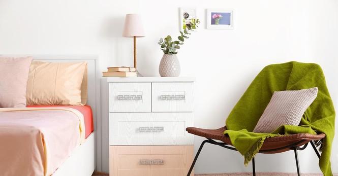 Những kiểu giường đột phá về thiết kế và sự tiện dụng cho phòng ngủ tý hon - ảnh 8