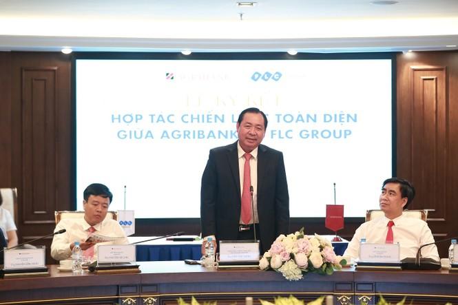 Tập đoàn FLC và Agribank hợp tác chiến lược phát triển toàn diện - ảnh 2