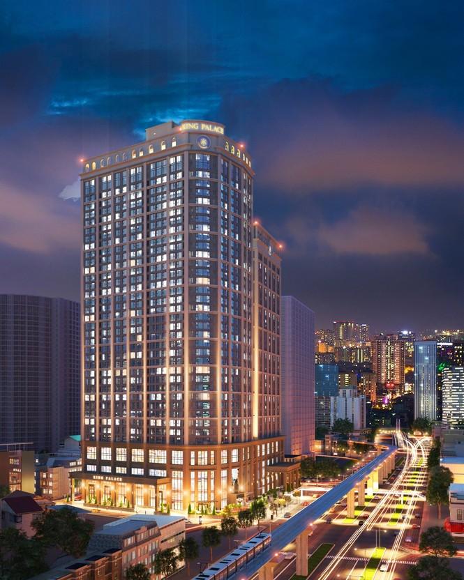 Bất động sản hàng hiệu - 'Đường đua' mới của giới siêu giàu Hà Thành - ảnh 1
