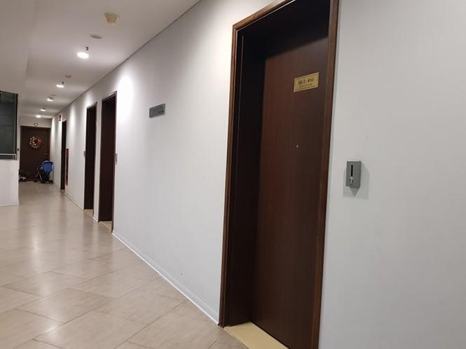 Chung cư có diện tích chuyển công năng thành căn hộ khi chưa xin phép - ảnh 1
