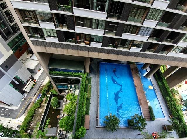 Chung cư có diện tích chuyển công năng thành căn hộ khi chưa xin phép - ảnh 3