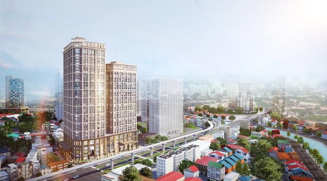 'Cơn khát' bất động sản cao cấp tại 'đất vàng' trung tâm Hà Nội  - ảnh 1