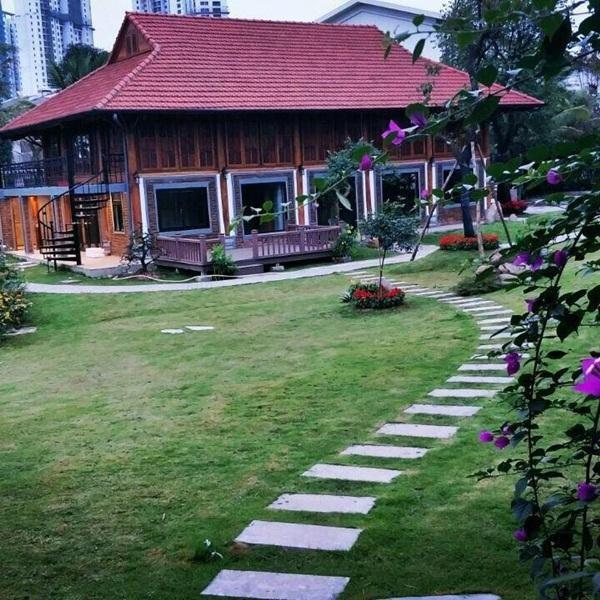 Loạt nhà đất toàn chung cư cao cấp, nhà vườn... của nghệ sĩ gắn bó với Táo quân - ảnh 3