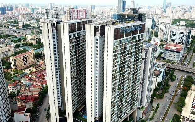Đường 2km gánh hơn 40 cao ốc, chung cư cao cấp không cho để xe dưới hầm - ảnh 4