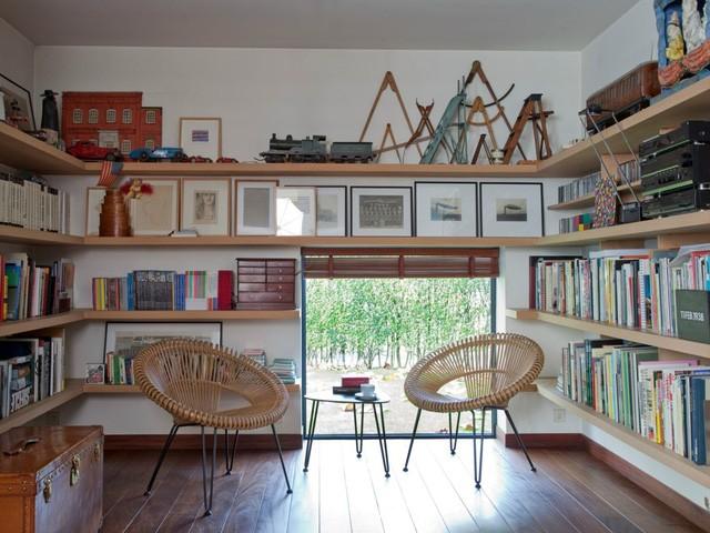 Không gian sống với nội thất mây tre đan đẹp hút hồn - ảnh 2