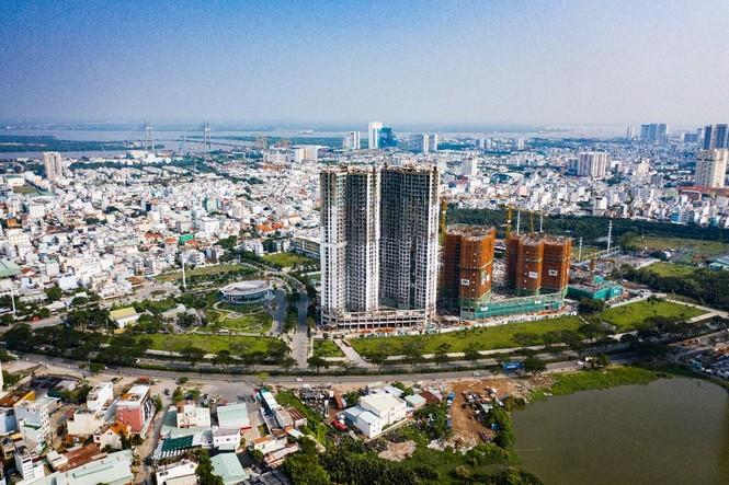 Ấn tượng với tiến độ xây dựng tại Eco Green Saigon - ảnh 3