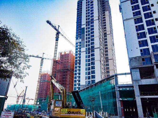Ấn tượng với tiến độ xây dựng tại Eco Green Saigon - ảnh 4