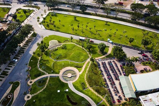 Ấn tượng với tiến độ xây dựng tại Eco Green Saigon - ảnh 5