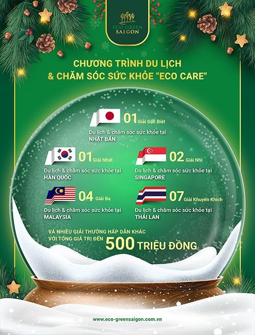 Eco Green Saigon chính thức ra mắt tòa căn hộ giữa lòng công viên - ảnh 2
