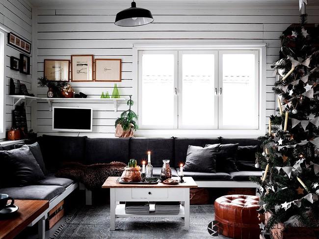 Đón Noel siêu ấm áp với những kiểu trang trí cực đơn giản - ảnh 2