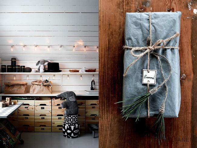 Đón Noel siêu ấm áp với những kiểu trang trí cực đơn giản - ảnh 6