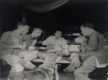 Những hình ảnh đặc biệt về Người Anh Cả của Quân đội, Đại tướng của nhân dân - ảnh 4