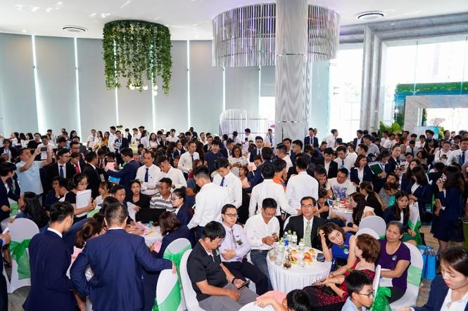 Eco Green Saigon 'bùng nổ' giao dịch ngày ra mắt tòa căn hộ thứ 4 - ảnh 1