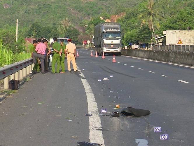 Truy quét hơn 1.000 km tìm tài xế tông chết người - ảnh 1