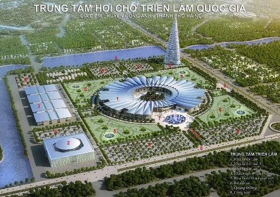 Hà Nội chuẩn bị triển khai dự án 'khủng' ở Đông Anh - ảnh 1