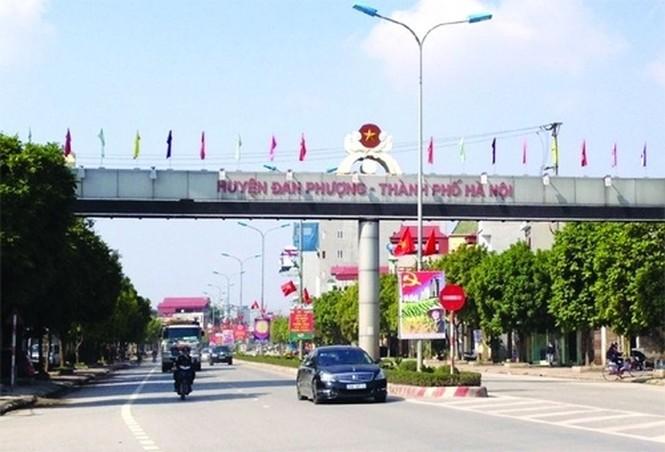 Hà Nội sắp có thêm khu đô thị gần 47ha tại Đan Phượng - ảnh 1