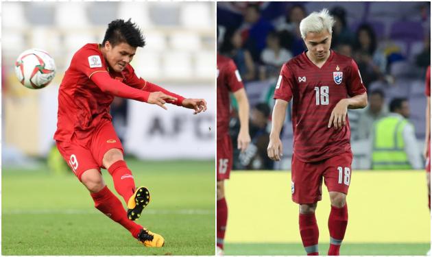 Giá chuyển nhượng Quang Hải thua 10 lần sao Thái Lan - ảnh 1