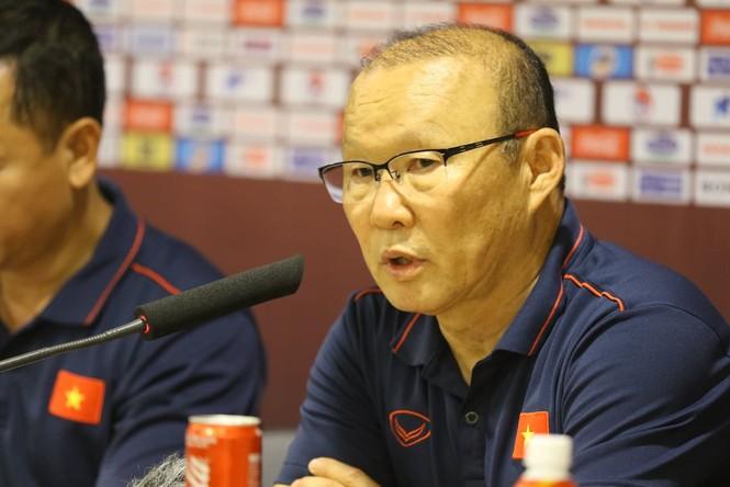 HLV Park Hang Seo: Thái Lan là đối thủ mạnh nhất của Việt Nam - ảnh 1