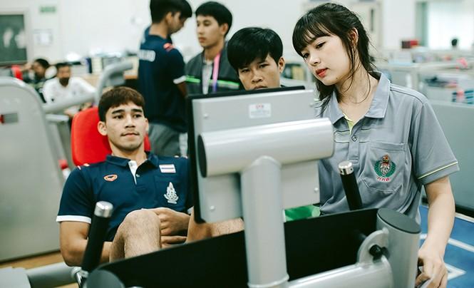 Thái Lan đặt mục tiêu giành 2 HCV SEA Games môn bóng đá - ảnh 1