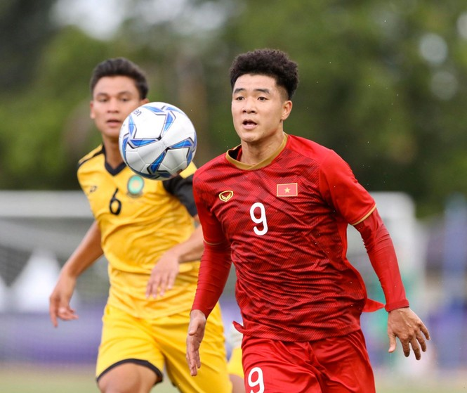 U22 Việt Nam thắng đậm Brunei, vì sao ông Park chưa muốn ăn mừng? - ảnh 1