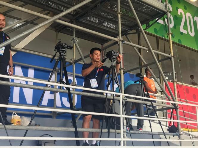 Ông Park đích thân 'do thám', cử người quay hình trận đấu có U22 Thái Lan - ảnh 2