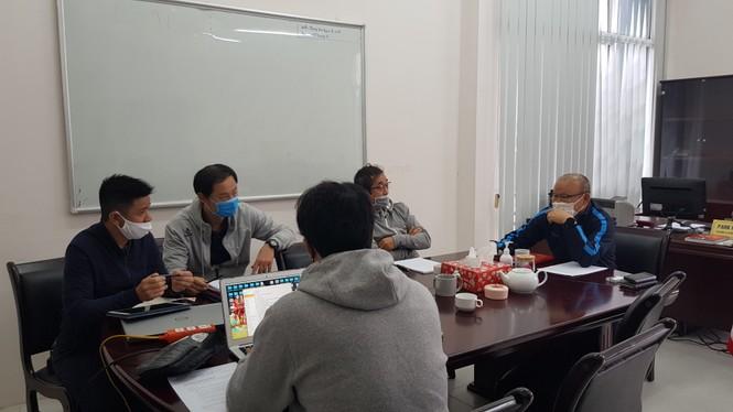 Lương HLV Park Hang Seo 100% từ nguồn xã hội hoá - ảnh 1