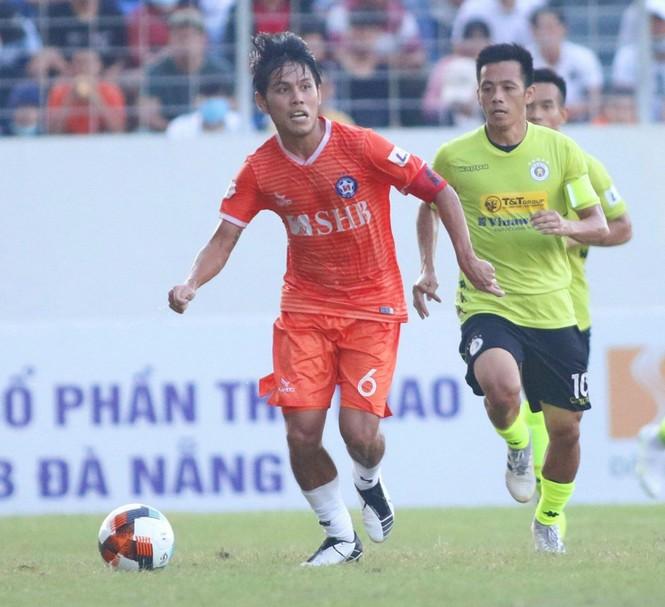 Kết quả V.League: Nam Định hạ cựu vương Quảng Nam ở 'chung kết ngược' - ảnh 1