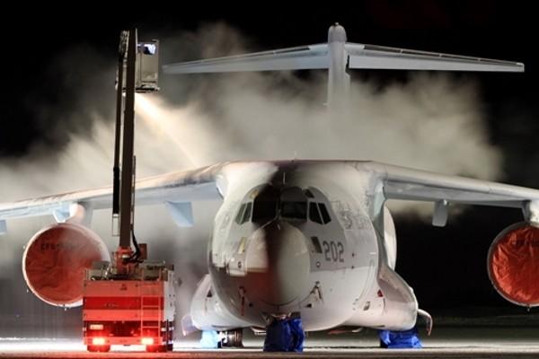 Cận cảnh 10 siêu vận tải cơ lớn nhất thế giới - ảnh 9