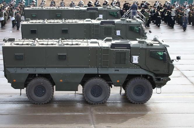 Nga phô trương vũ khí cho Ngày chiến thắng - ảnh 4